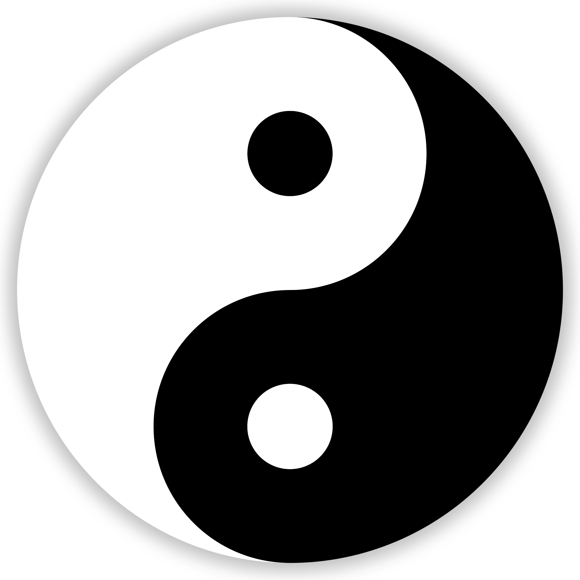 Exercise according to yin and yang stick out your tongue most people are somewhat familiar with yin and yang you probably have seen the symbol a circle with two tear drops with eyes turning into each other biocorpaavc Gallery