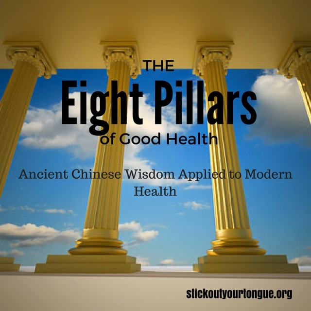 Eight Pillars